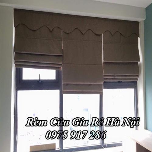 rèm cửa sổ chống nắng