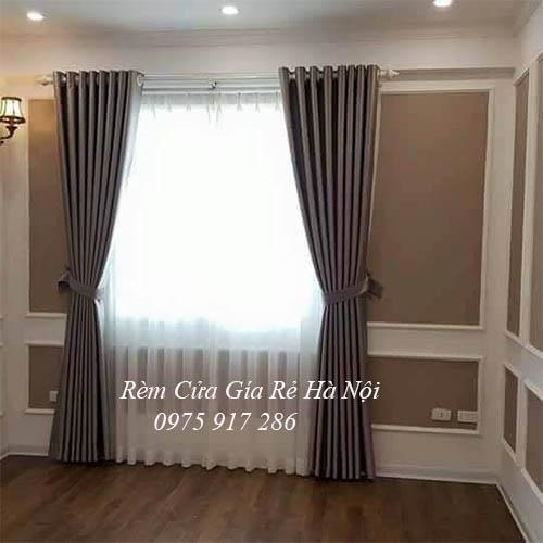 mẫu rèm vải cửa sổ đẹp
