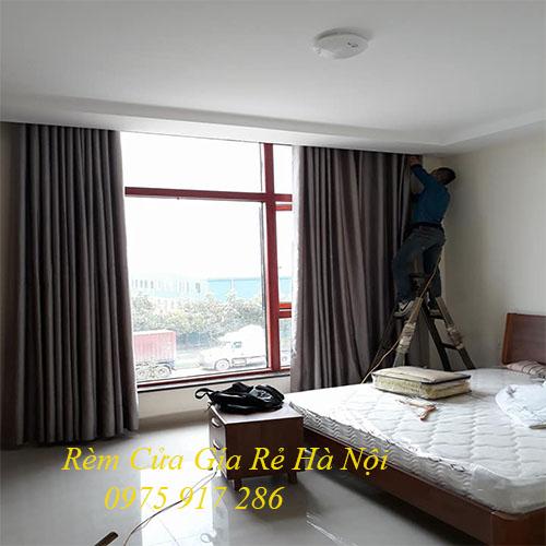 lắp đặt rèm cửa sổ cho khách sạn