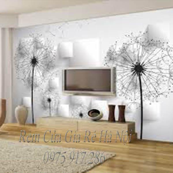 mẫu giấy dán tường đẹp