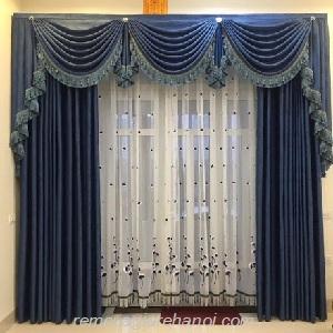 Mẫu rèm cửa cao cấp mã 09