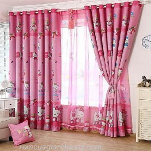 mãu rèm vải phòng ngủ đẹp và hiện đại