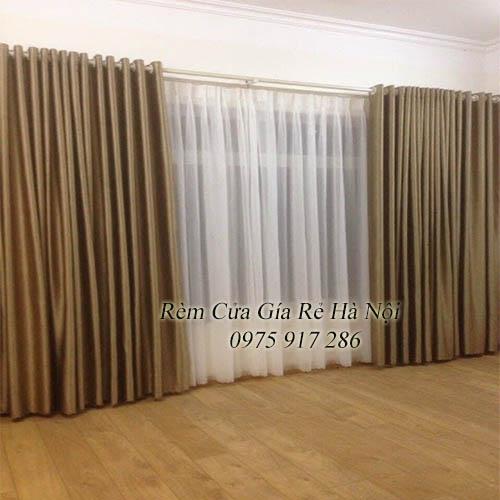 cách chọn rèm vải cho chung cư